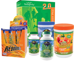 Youngevity Healthy Athletic Pak 2.0 300x247