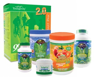 Youngevity Healthy Bone and Joint Pak 2.0