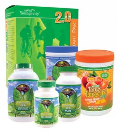 Youngevity Healthy Brain & Heart Pak 2.0