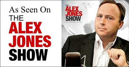 As seen on Alex Jones